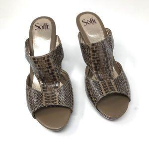 Sofft Shoes | Sofft, Capri Sandal, Sand Snake